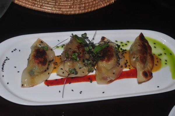 Kalua Style Pork Gyoza Josselins Tapas