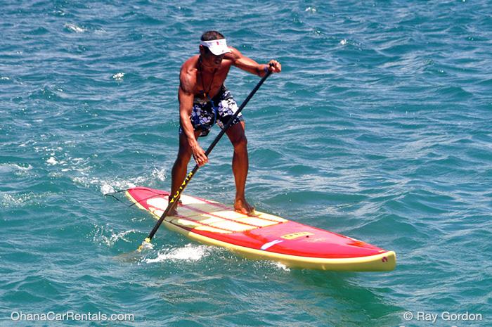 Kauai Paddle fest