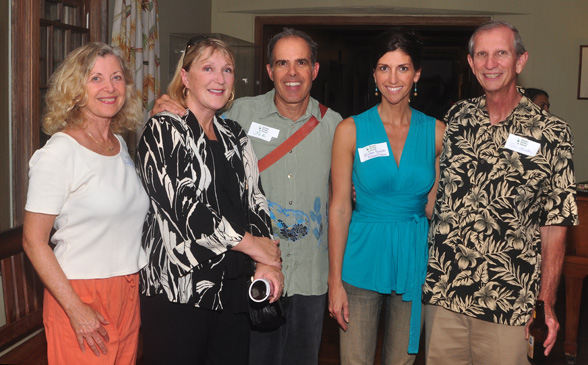 green drinks kauai group shot by ray gordon