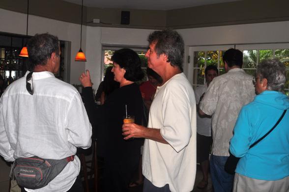 Kauai TweetUp at 22 North Kauai Restaurant Bar