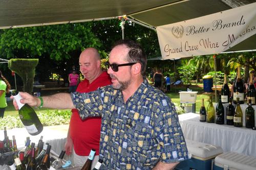 Better Brands Wines at Taste of Hawaii