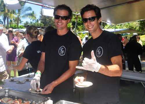 Lighthouse Bistro (Kilauea) Owner at Taste of Hawaii