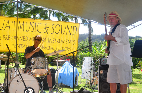 More Music at Taste of Hawaii