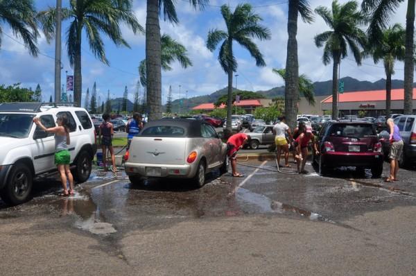 Car Wash Kauai