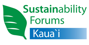 Sustainability Forums Kauai Logo