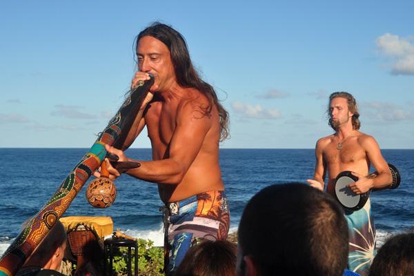 healing the crowd john dumas celebration whales photo by ray gordon