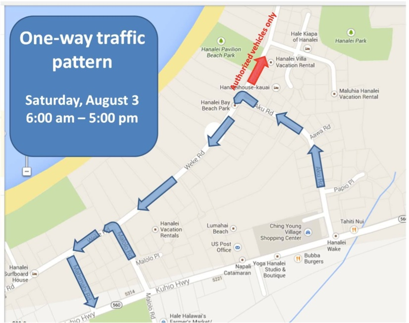 traffic pattern for state championships Aug 2