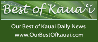 Our Best of Kauai Daily News Badge for Website