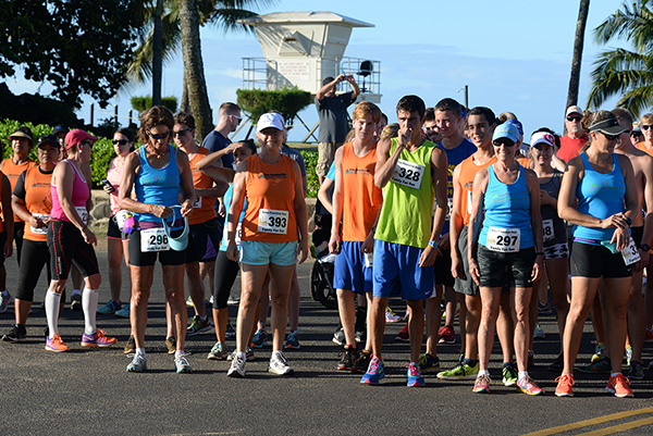 5K line up photo by Ray Gordon Family Fun Run Koloa Plantation Days