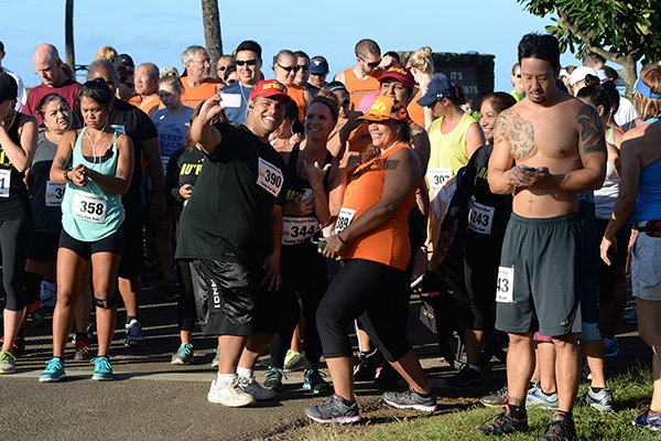 5K Startline photo by Ray Gordon Family Fun Run Koloa Plantation Days