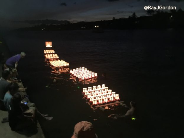Kauai Bon Festival Toro Nagashi Lantern Ceremony